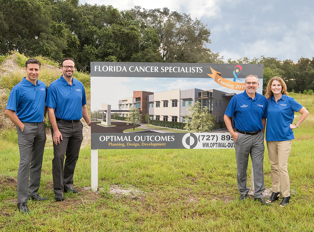 ►Florida Cancer Specialists & Research Institute is building a $16 million facility in Lakewood Ranch which is scheduled to open in summer 2019.