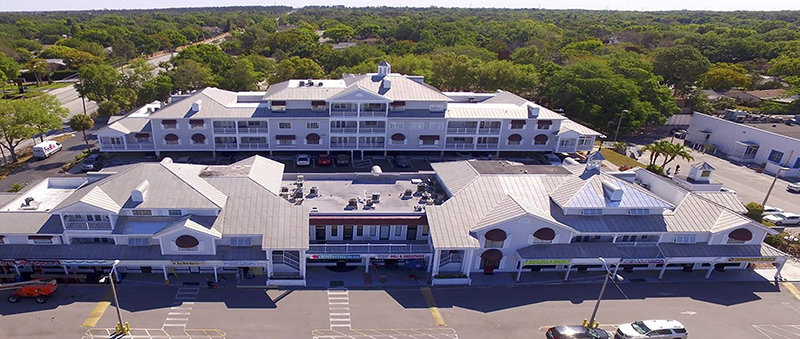 ►Flo-Five Holdings purchased The Key West Center, a 63,256-square-foot retail center on 4.49 acres at 2706-2710 Alternate US Highway 19 in Palm Harbor, for $5.79 million.