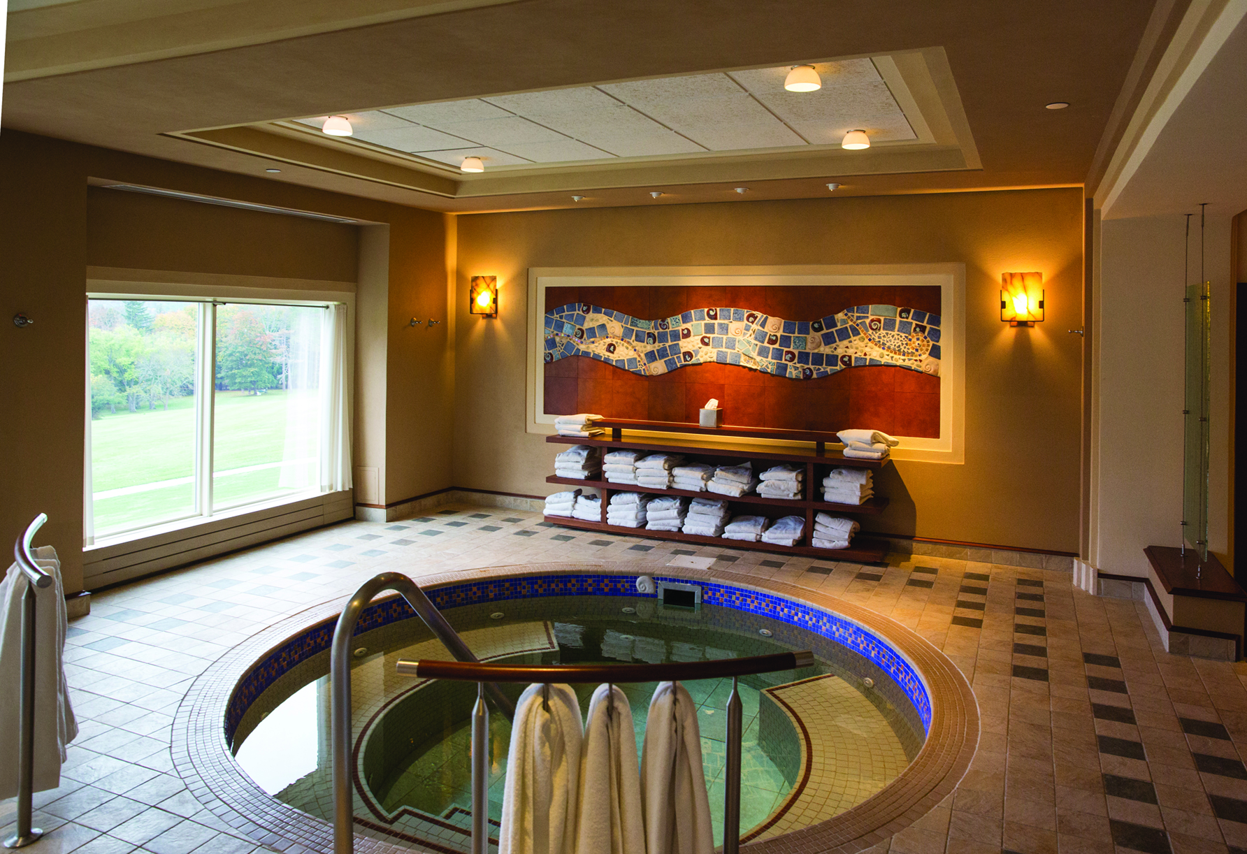 Inside Canyon Ranch Spa