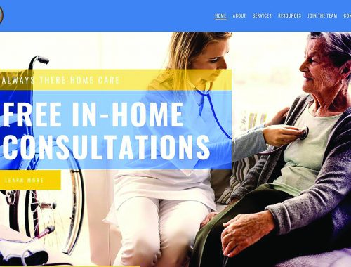 ►St. Petersburg advertising agency Evolve & Co. was selected to design and develop a new website for Always There Home Care in Pinellas Park.