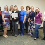 ►The Manatee County Clerk of the Circuit Court and Comptroller has earned a certificate of achievement for excellence in financial reporting from the Government Finance Officers Association, for its comprehensive annual financial report of the Manatee County Port Authority.