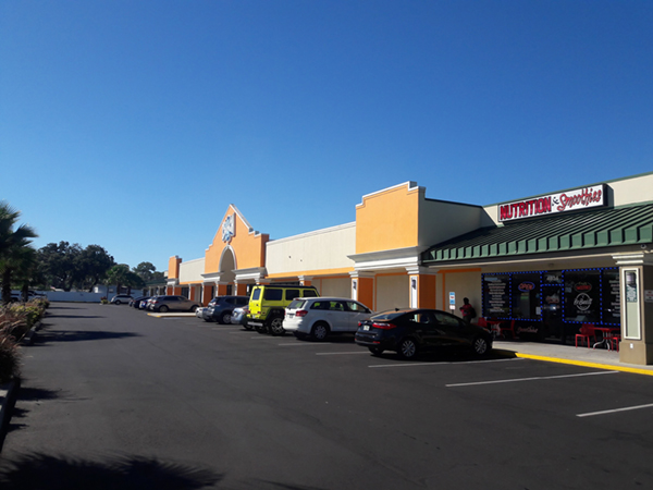 ►The Fountains shopping center, located at 4808-4848 14th Street W. in Bradenton, sold for $7.35 million.