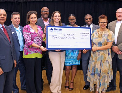 ►The University Area Community Development Corp. was awarded a $48,000 grant for its Get Moving! Program from the Simply Healthcare Foundation.